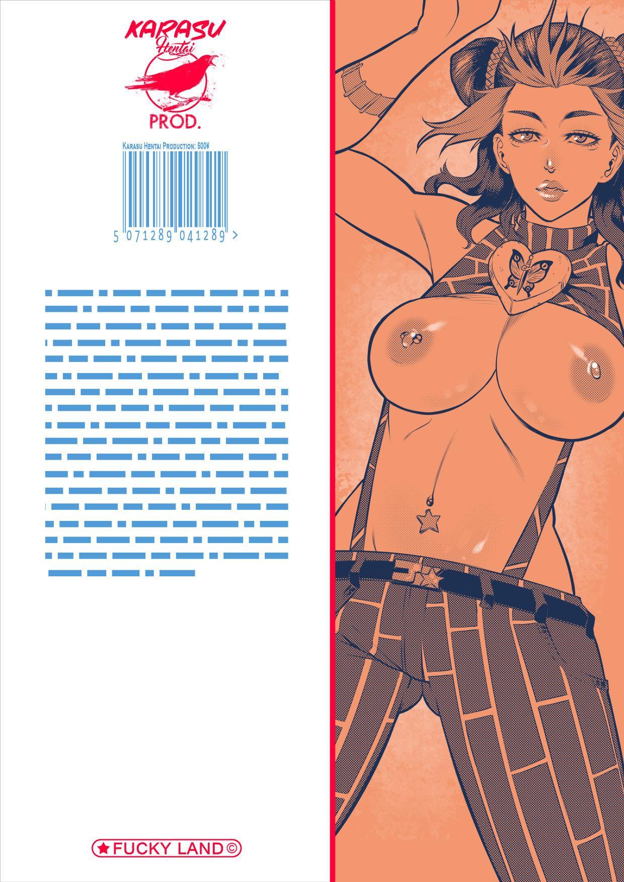 [Karasu] JoJo's Bizarre Adventure - Stone Ocean - Girls by Night + Bonus (english) 34