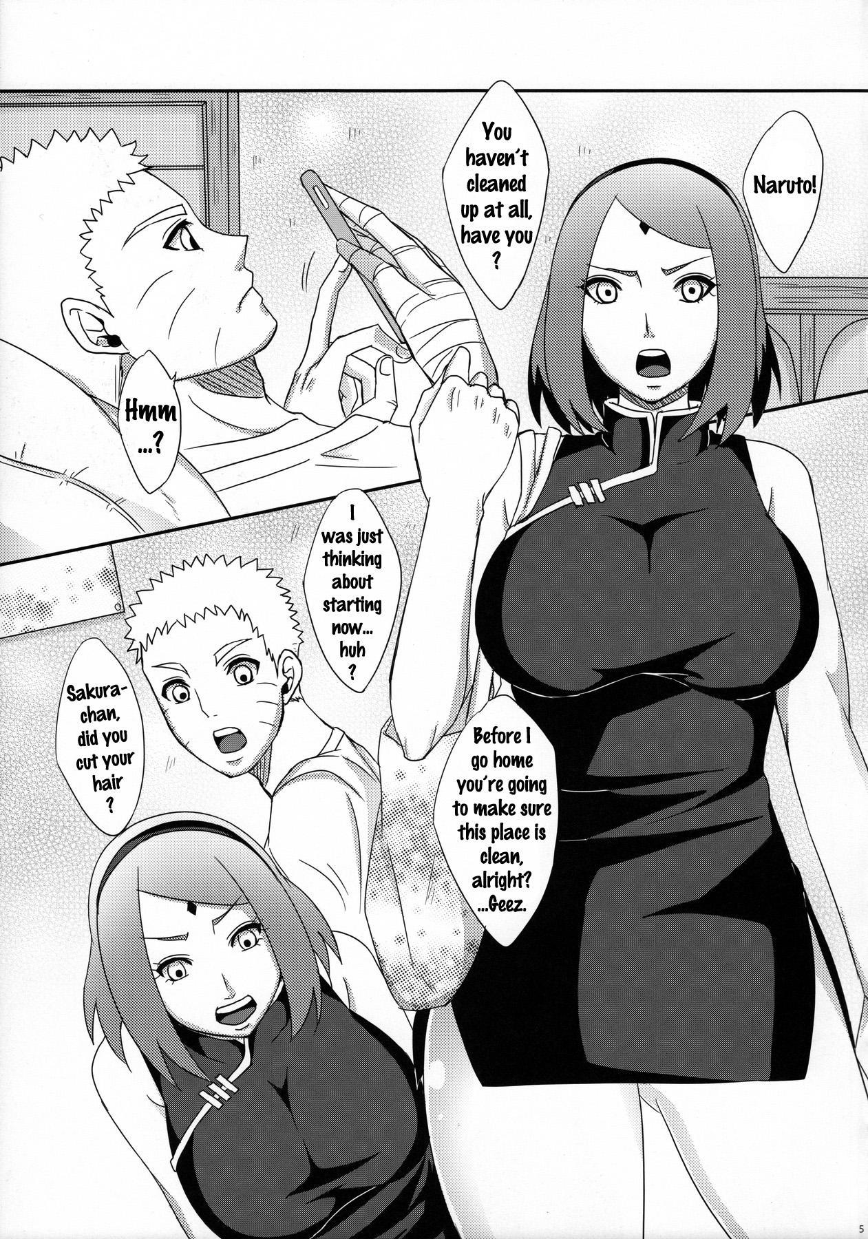 NaruSaku Gaiden 2 3