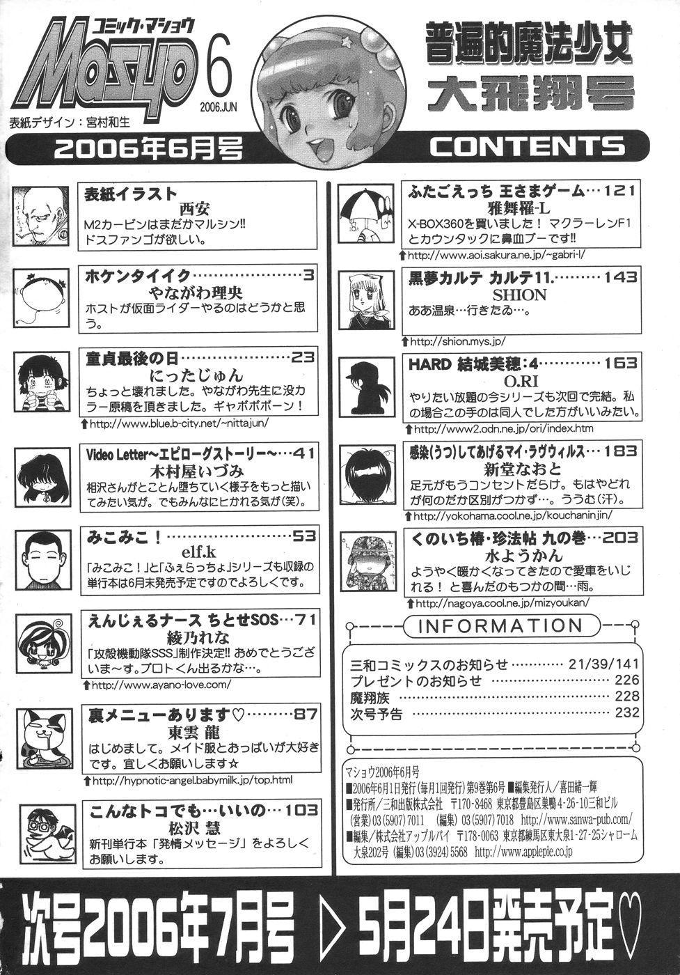 Comic Masyo 2006-06 233