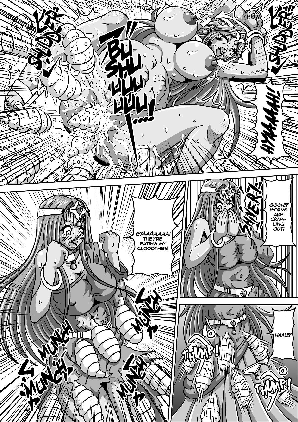 Hae Benki Shimai  | Fly Cum-Dump Sisters 19