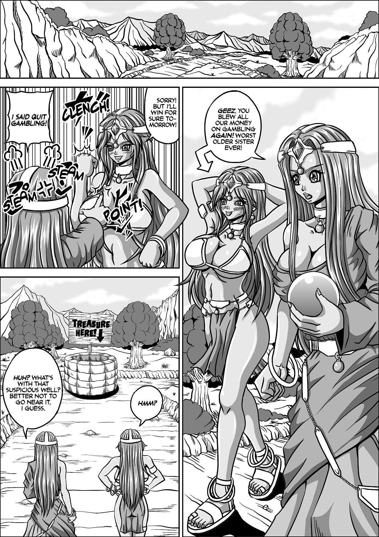 Hae Benki Shimai  | Fly Cum-Dump Sisters 2