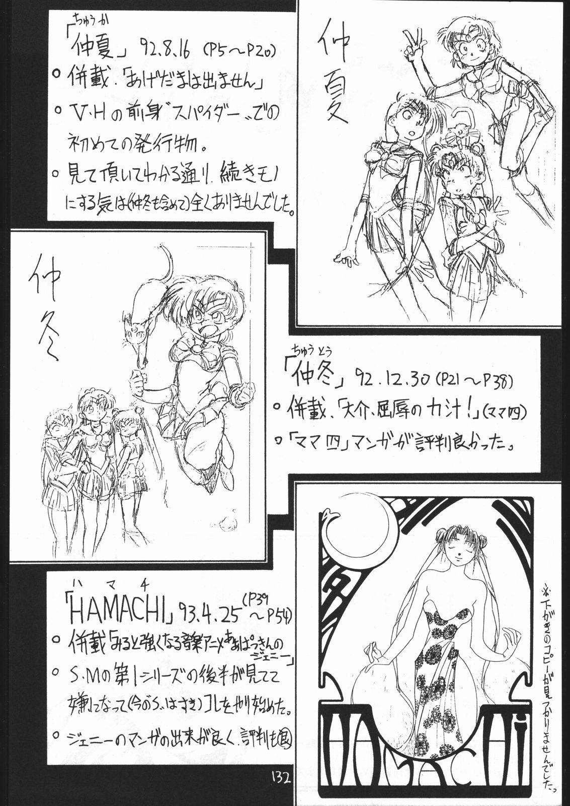 V・H・S・M Vol. 1 130