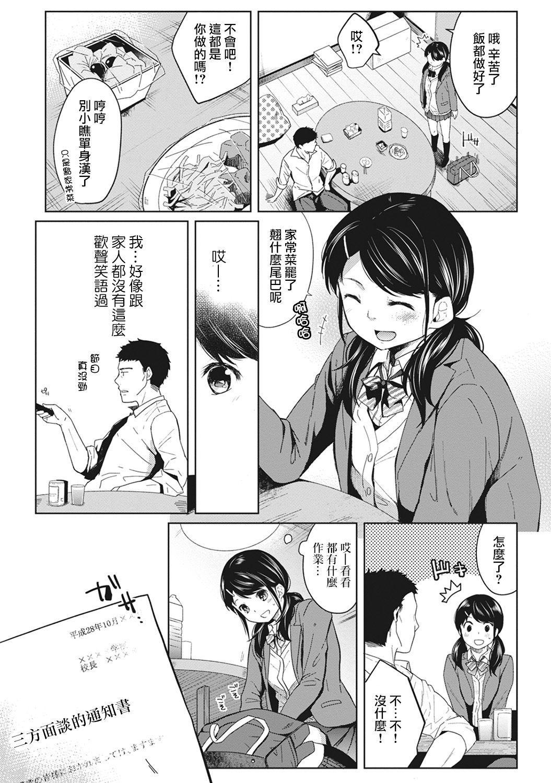 1LDK+JK Ikinari Doukyo? Micchaku!? Hatsu Ecchi!!? Ch. 1-2 29