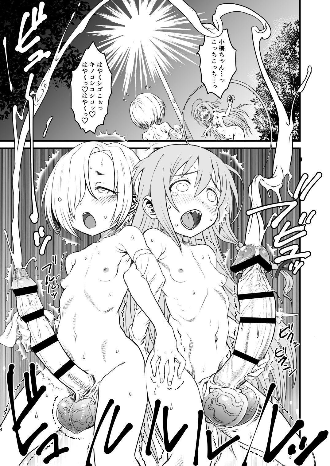 Totsuzen Honoo ga Gotoku 13