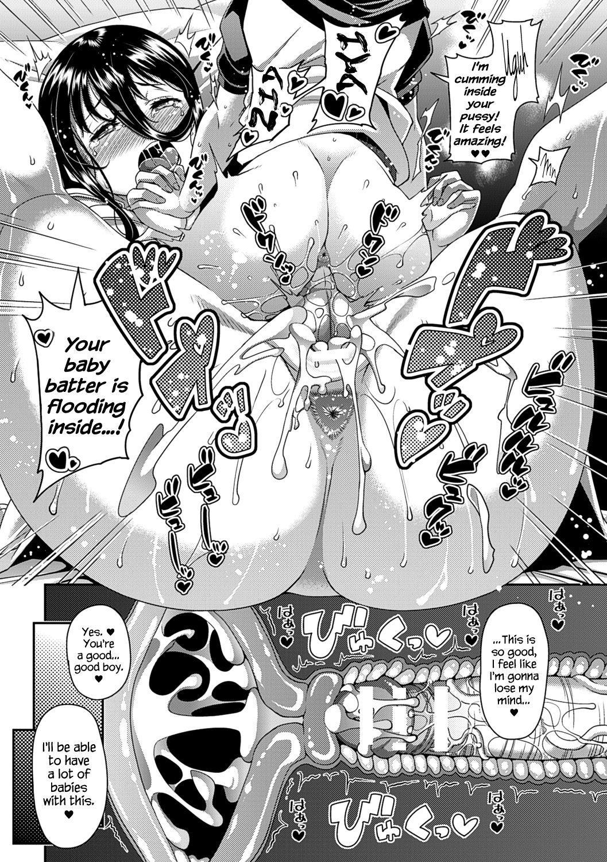 [Satsuki Imonet] Toshi Densetsu Bitch -Joshikai- Ch. 1-6 [English] [Hennojin] [Digital] 24