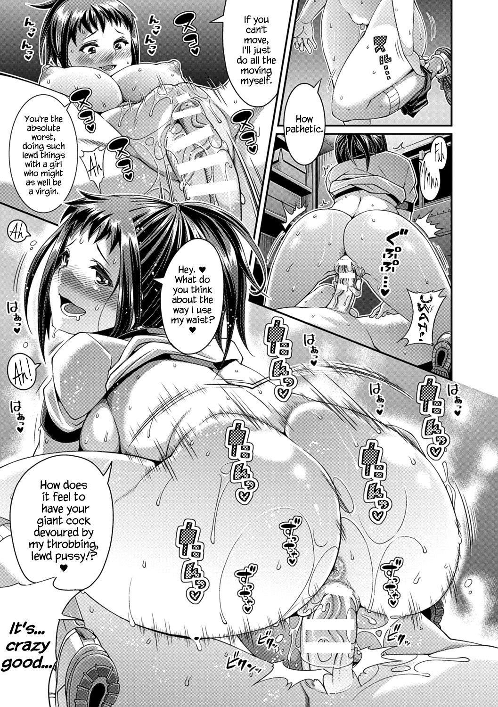 [Satsuki Imonet] Toshi Densetsu Bitch -Joshikai- Ch. 1-6 [English] [Hennojin] [Digital] 38