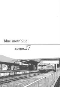 blue snow blue scene.17 2