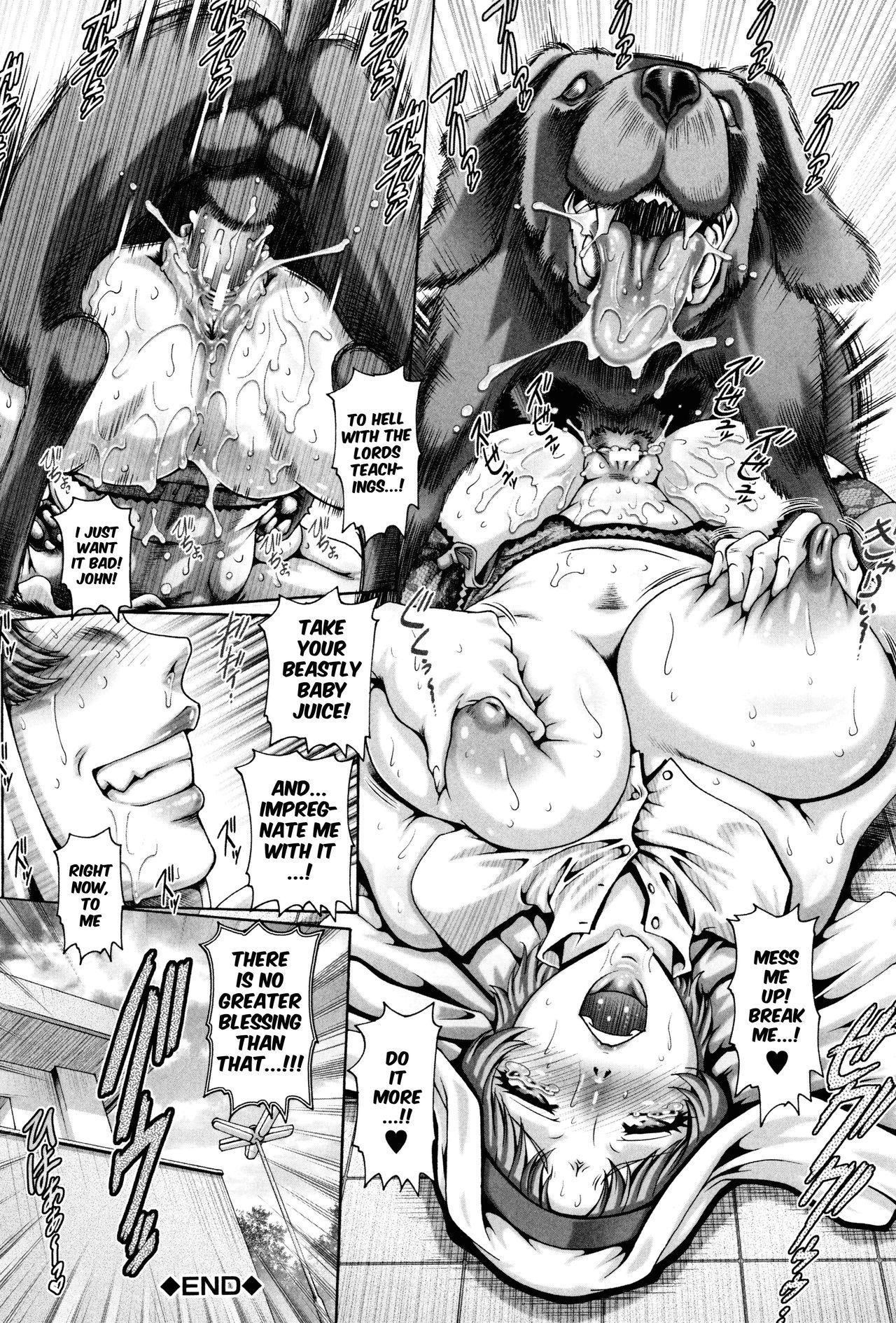 Shito no Mesu | The Apostle's Bitch 23