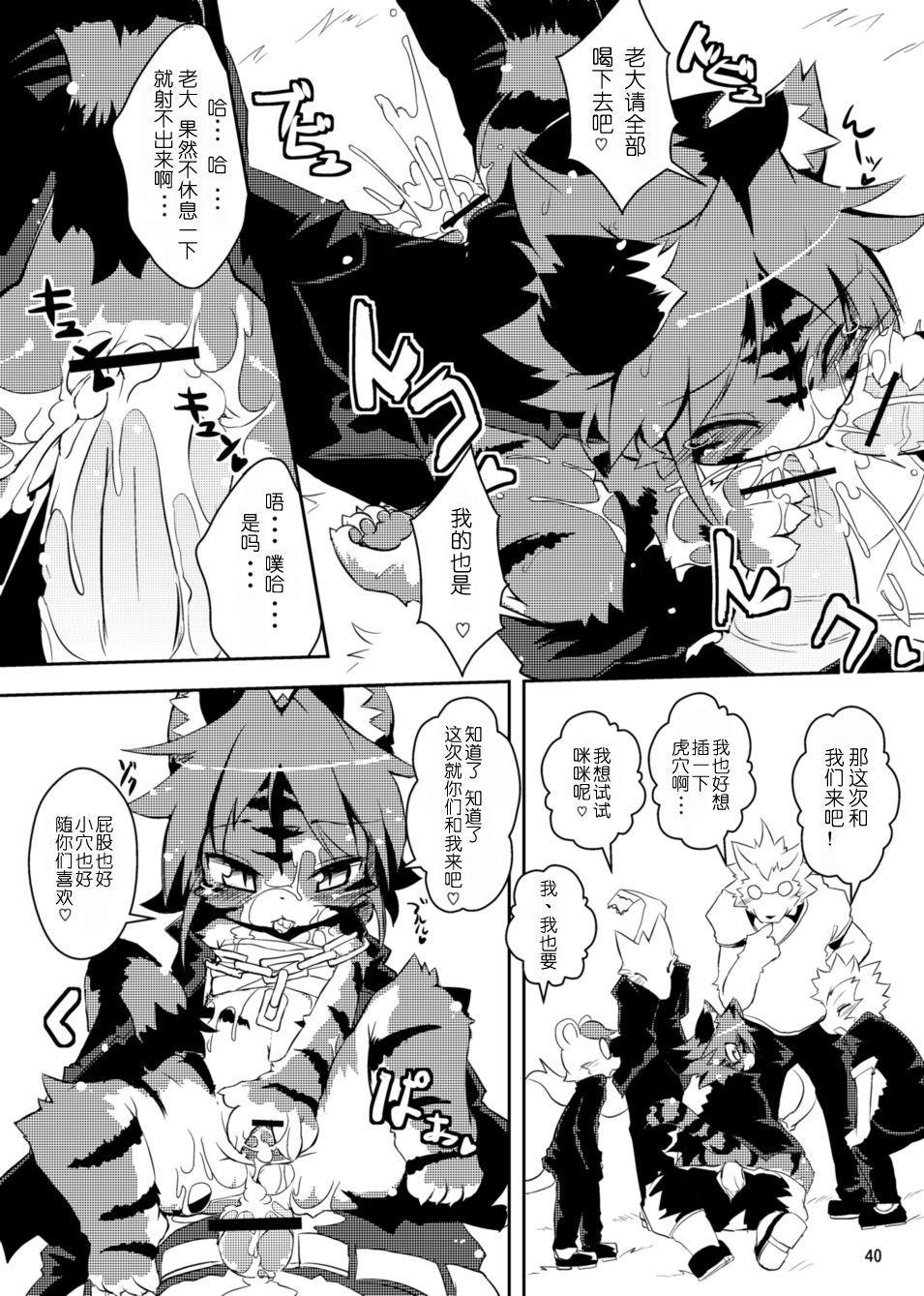 Sakigake! Toraman Bancho-chan! 22