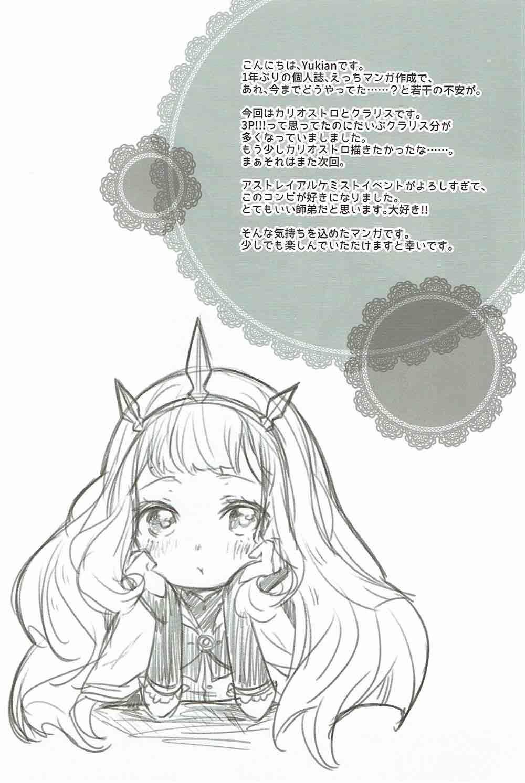 Danchou-san to Renkinjutsushi 2