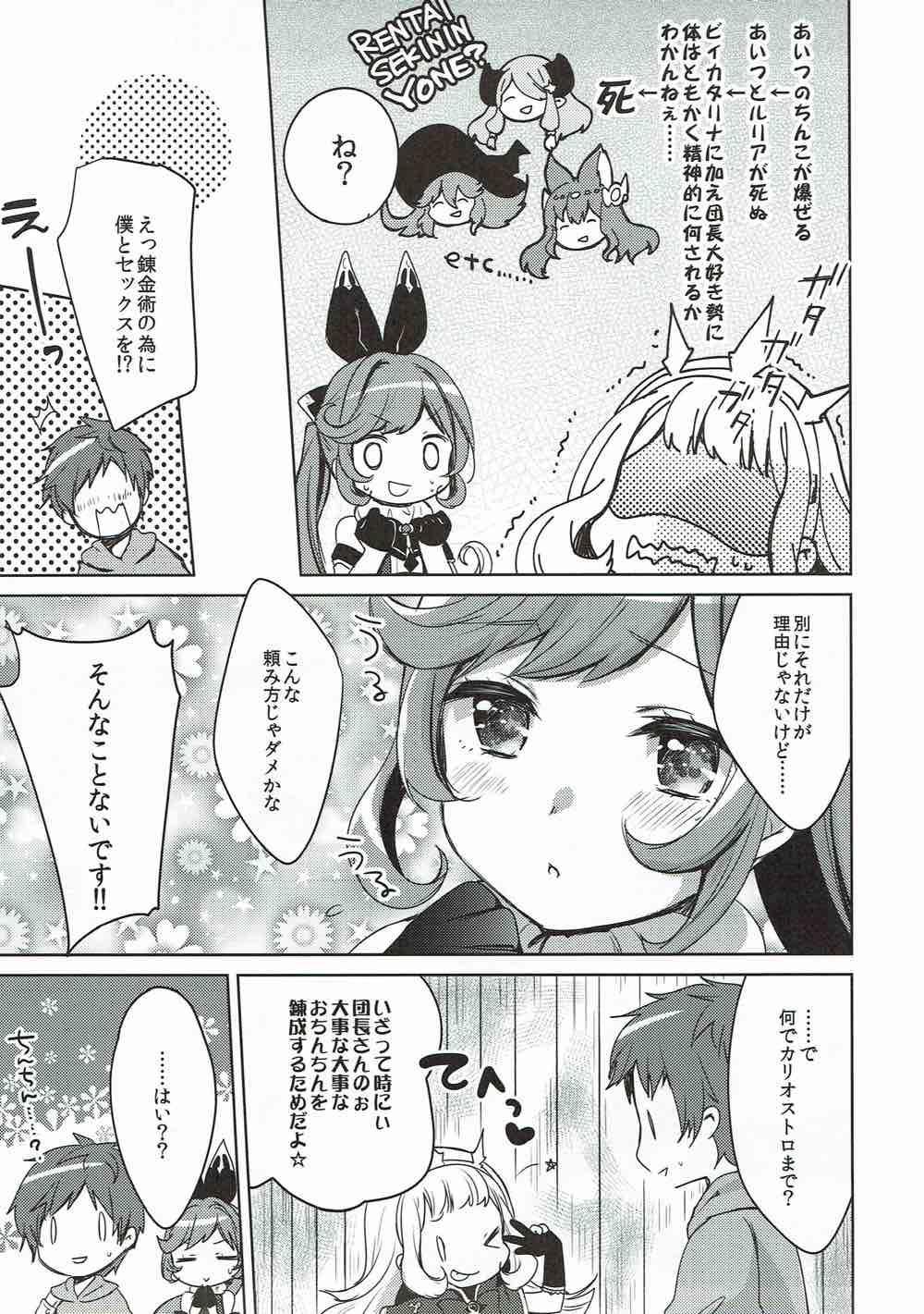 Danchou-san to Renkinjutsushi 5
