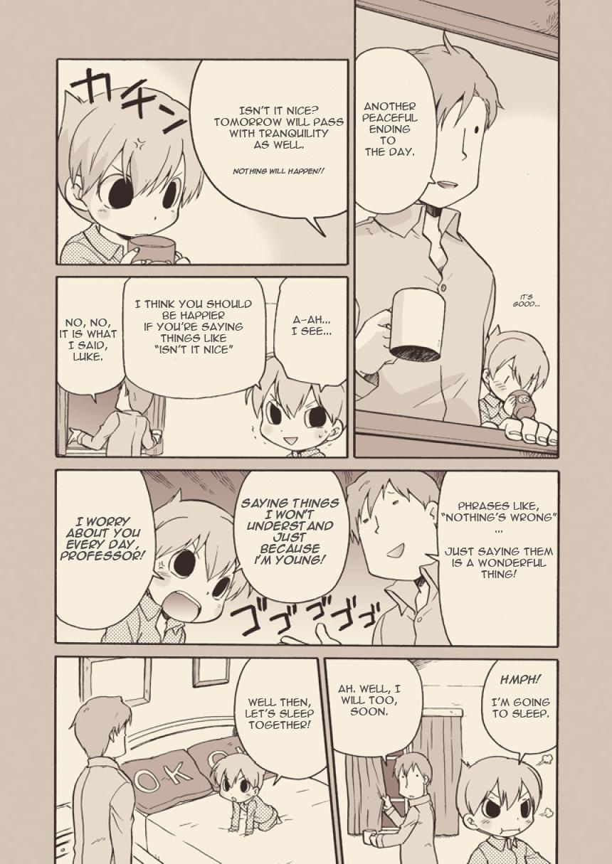 (C74) [M Kichibeya (Uchida Junta)] Luke to Meisou suru Otona (Professor Layton) full version [English] 25
