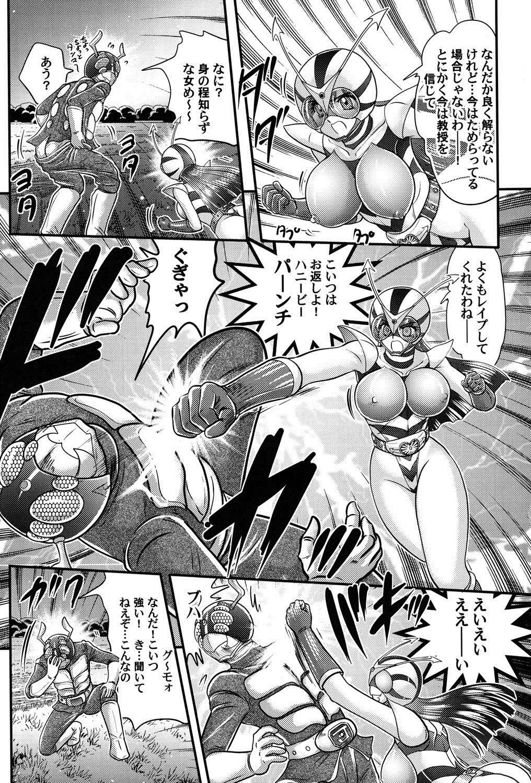 Kamen Lover 22