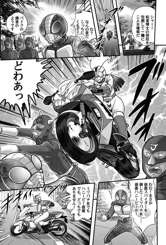 Kamen Lover 30