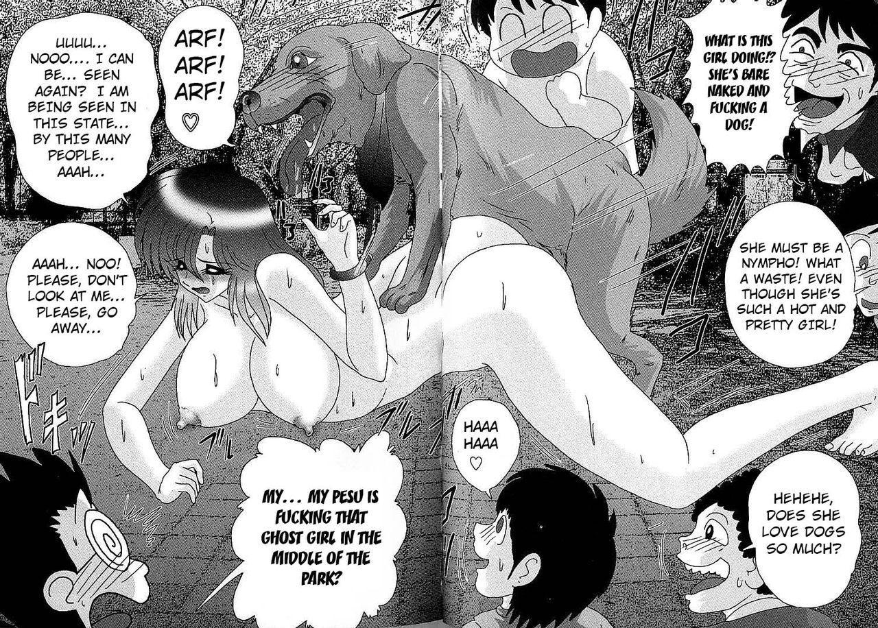 Toumei Jokyoushi Yukino Invisible | The Invisible Teacher Yukino Sensei chapter 5 23