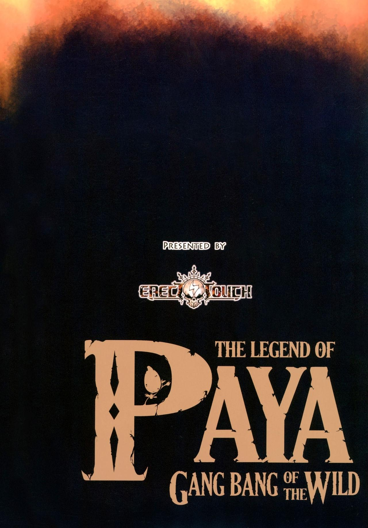 THE LEGEND OF PAYA GANG BANG OF THE WILD 25