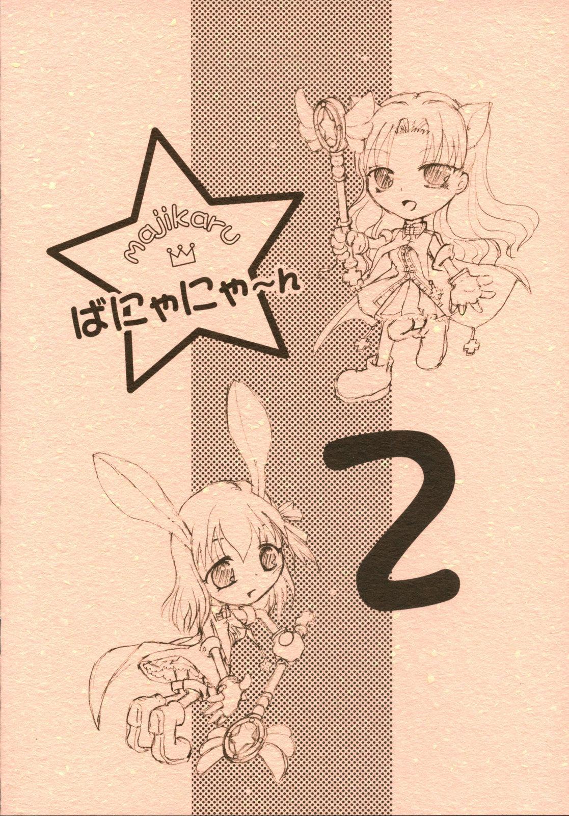 Magical Bunny Nyan 2 13