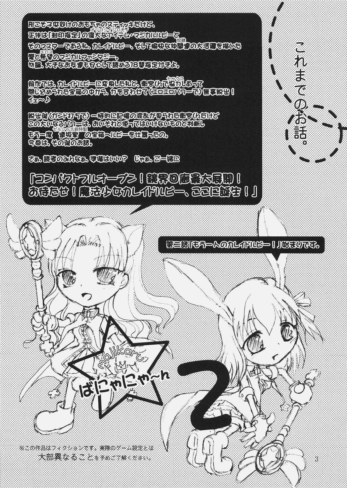 Magical Bunny Nyan 2 1