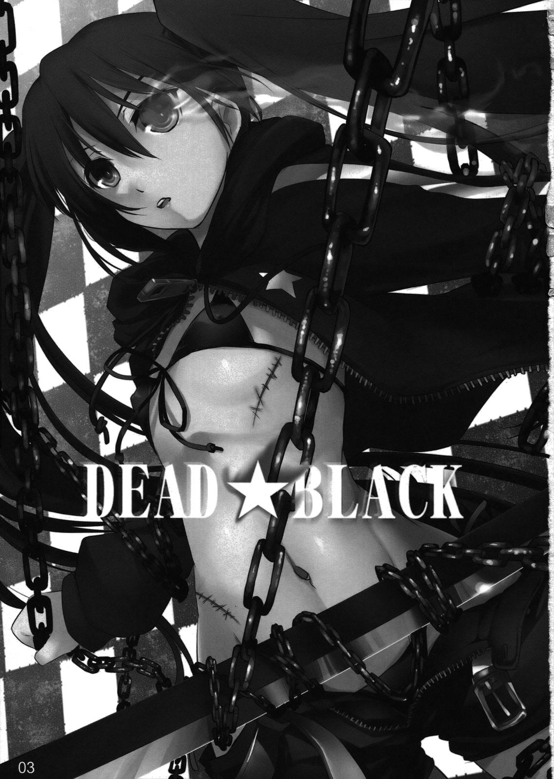 Dead Black 1