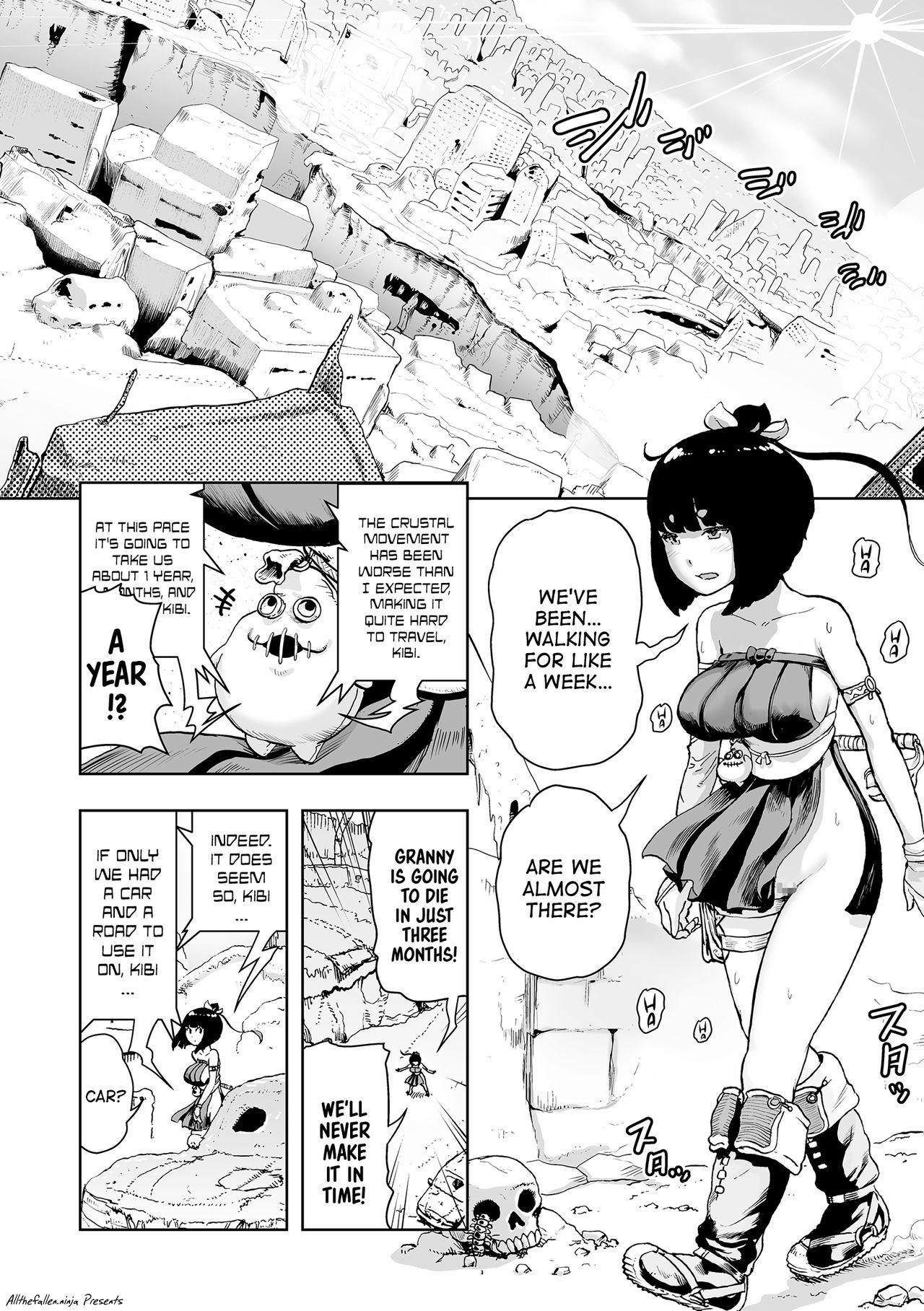 Momohime   Princess Momo Chapter 2: Jeta City's Brainwash Radio Wave Oni 0