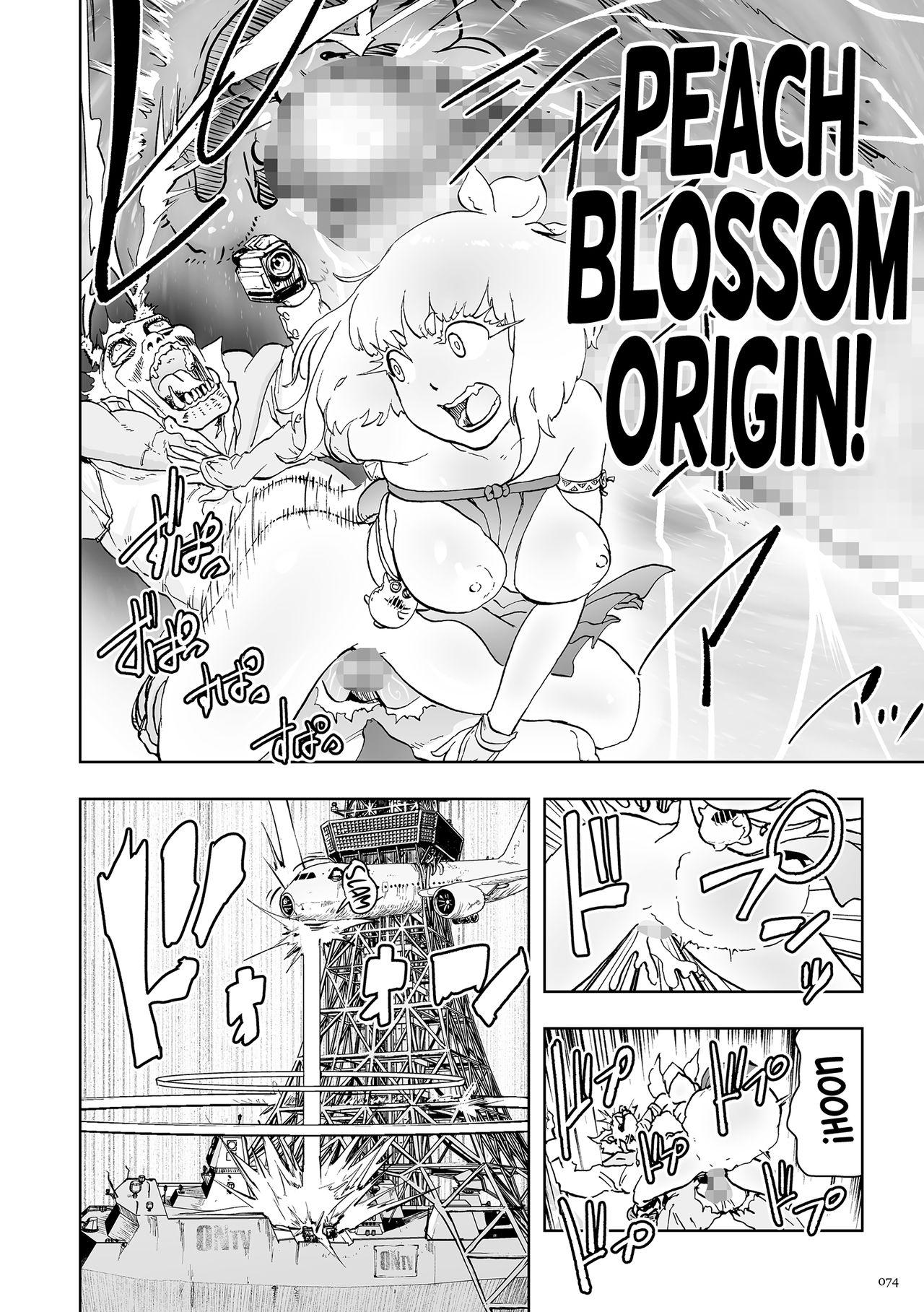 Momohime   Princess Momo Chapter 2: Jeta City's Brainwash Radio Wave Oni 20