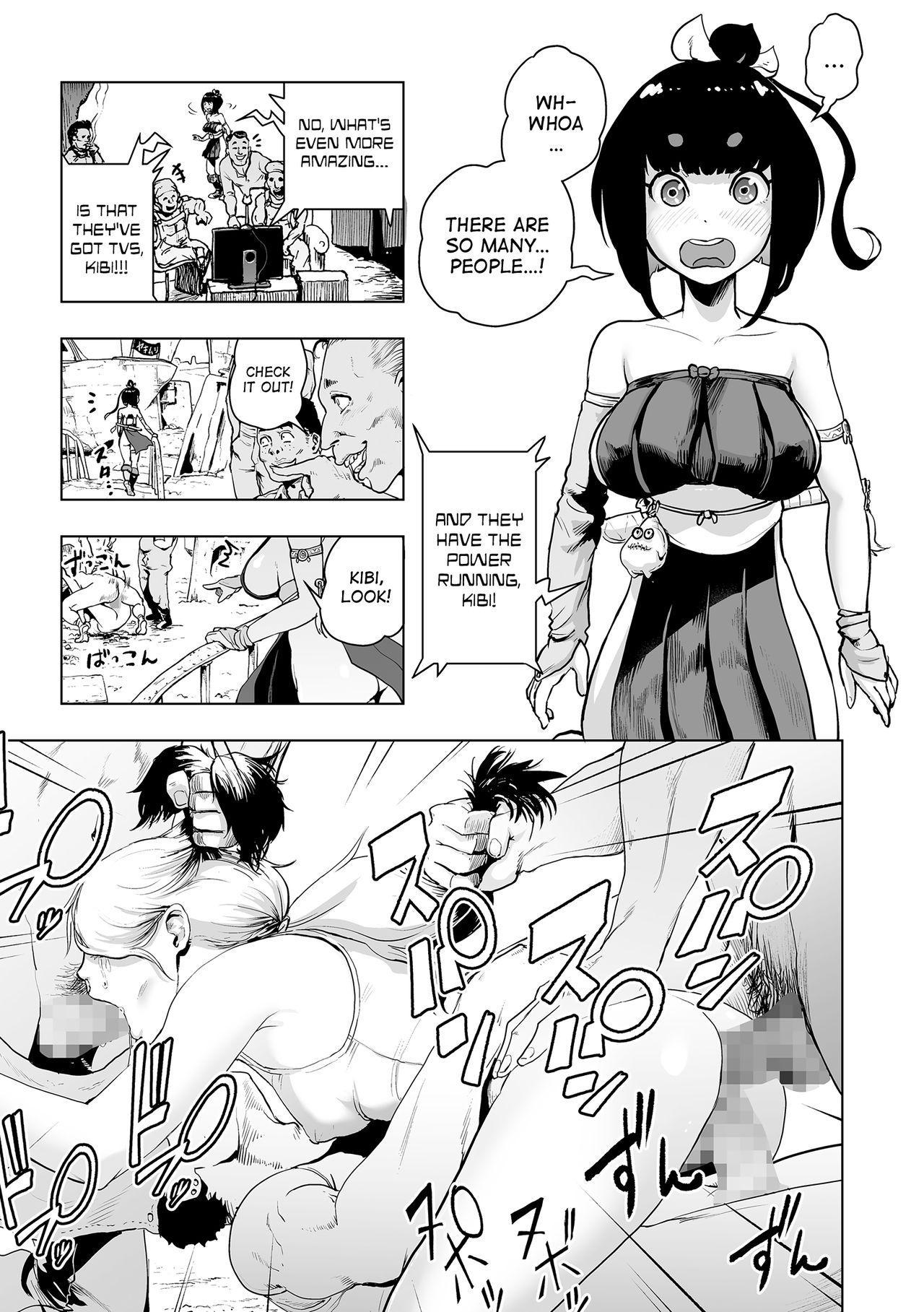Momohime   Princess Momo Chapter 2: Jeta City's Brainwash Radio Wave Oni 3
