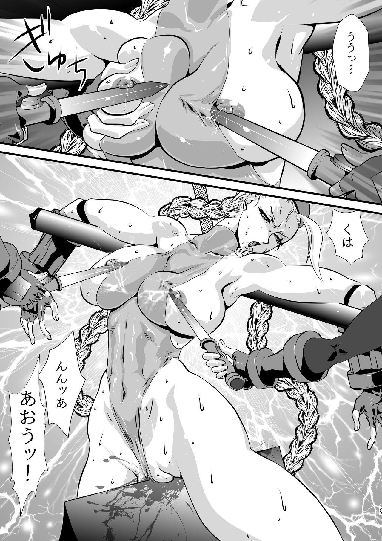 Shinnyuusha Goumon 28
