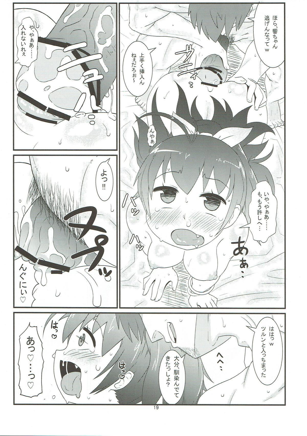 Hibiki no Jijou 19
