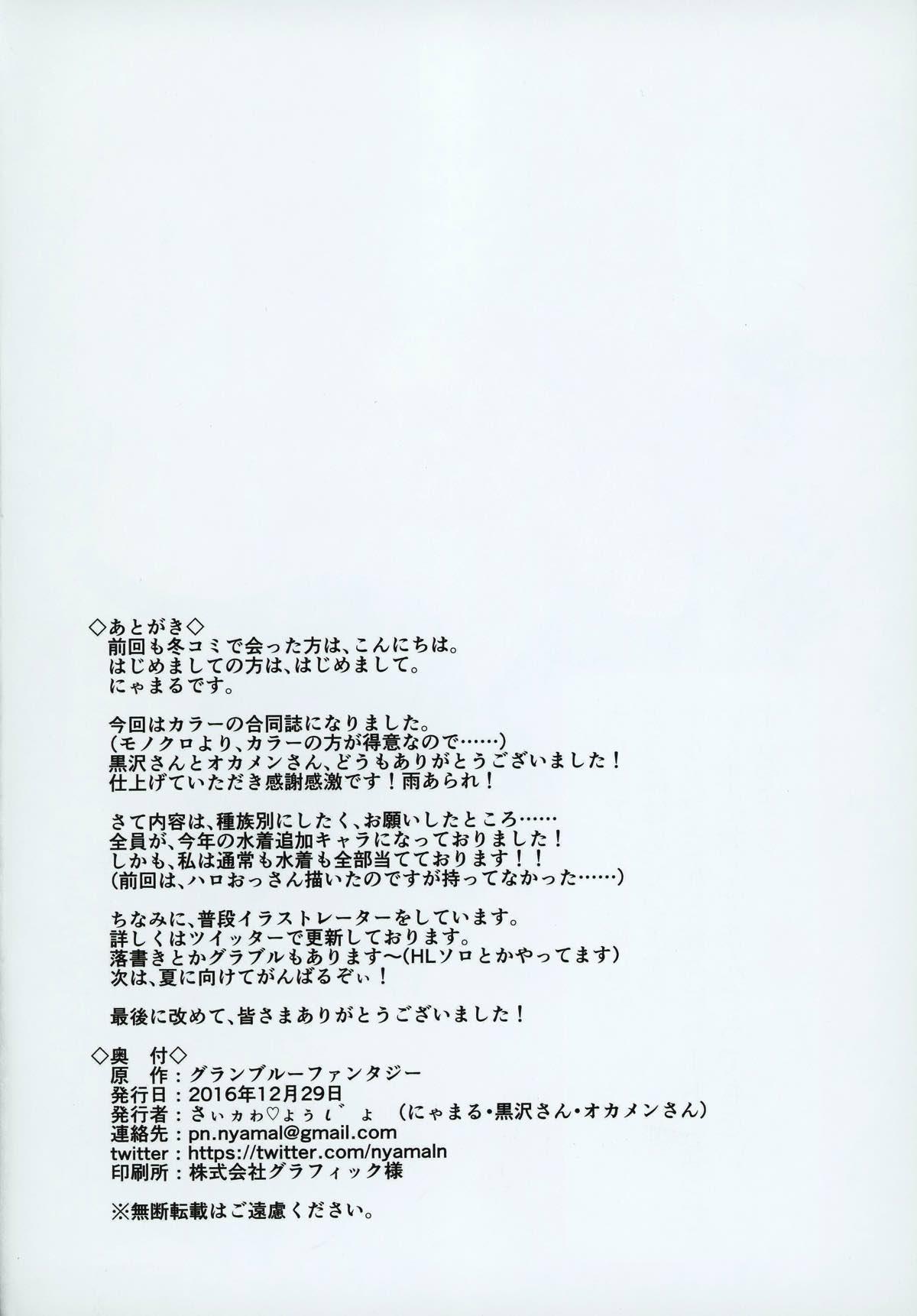 Gran Cypher no Chotto H na Kyuujitsu! 24