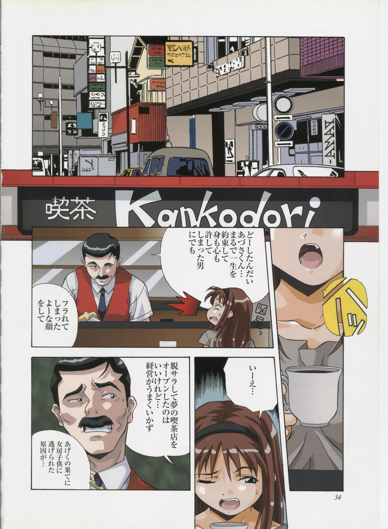 Amano Youki Gengashuu 30