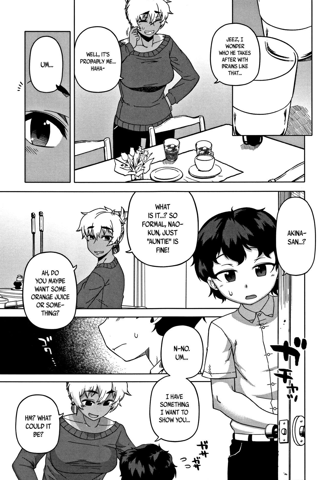[Takatsu] Hitozuma A-san to Musuko no Yuujin N-kun - Married wife A and son's friend N-kun [English] 10