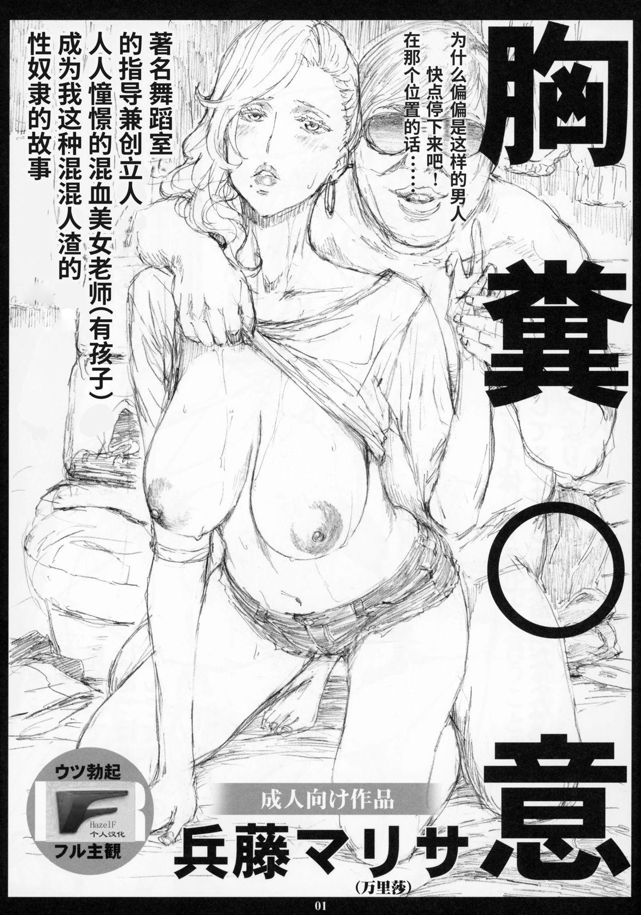 Hyoudou Marisa Munakuso Warui 0