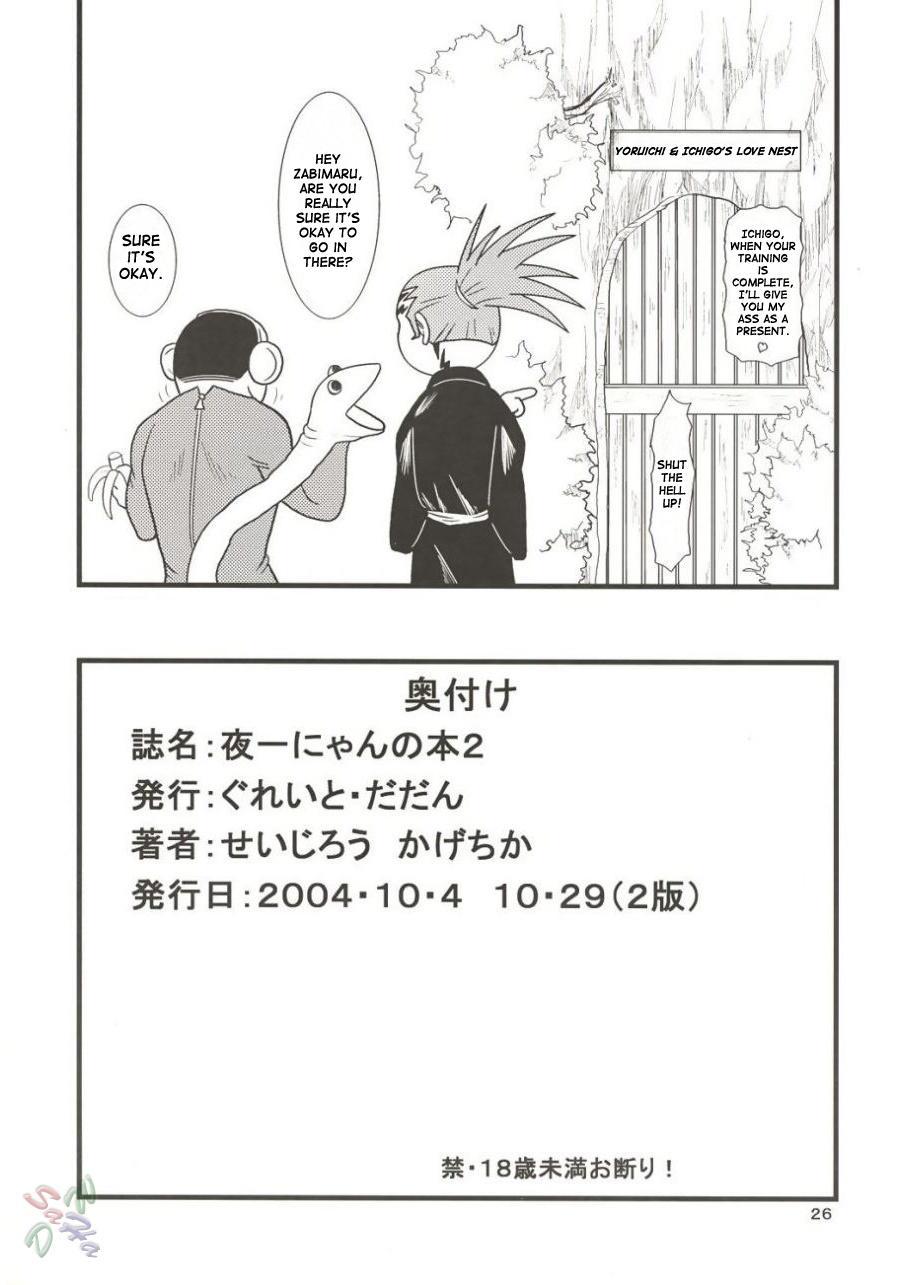 Yoruichi Nyan no Hon 2 25