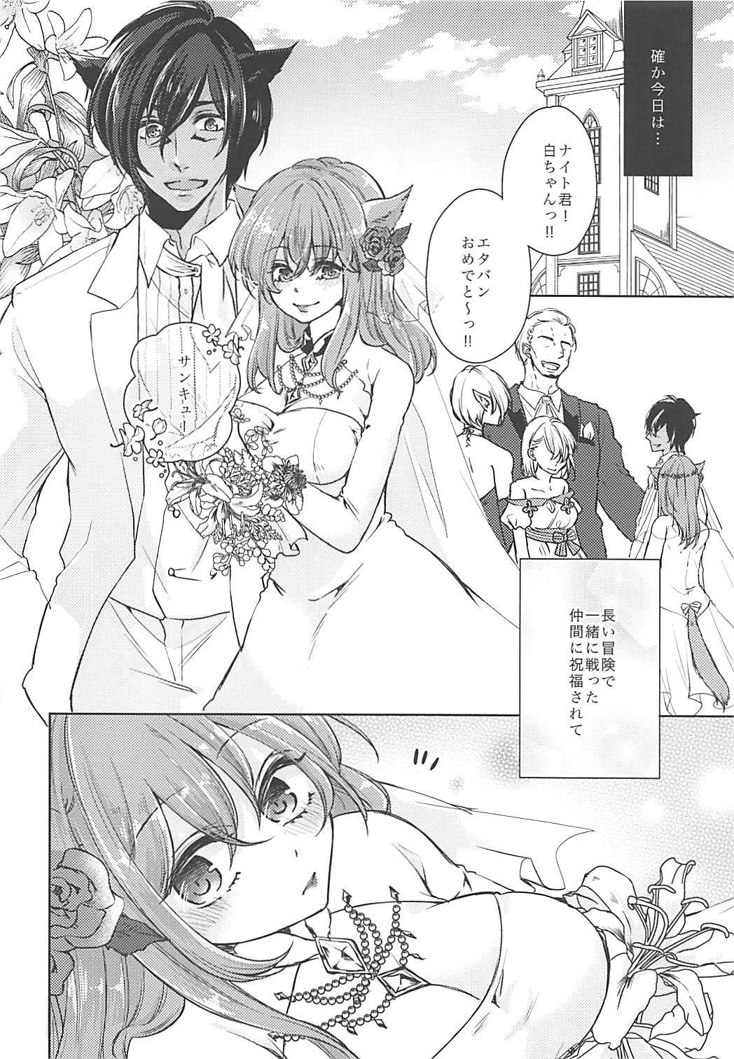 Ore no Mesu'te-chan ga Futanari datta Ken ni Tsuite 4