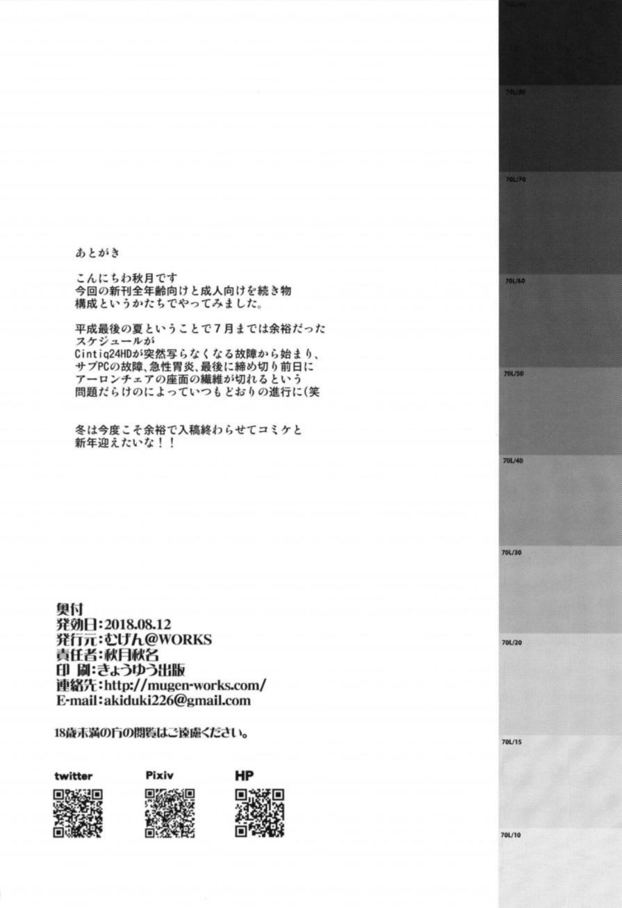 Suzuya no yoru no oshikake dousei seikatsu 17