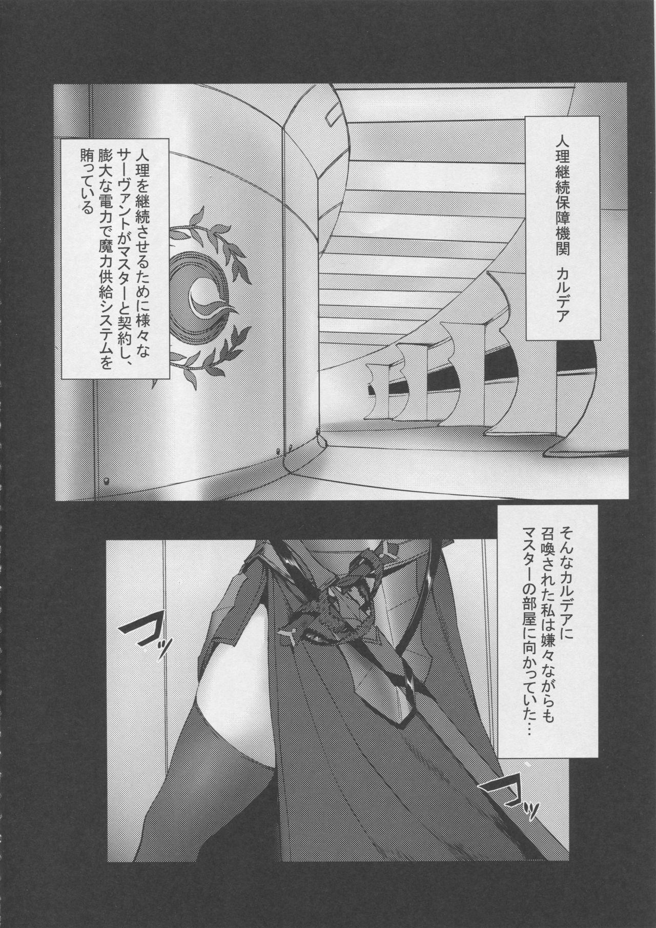 Reiju mo Nashi ni Jeanne Alter ga Hatsujou Suru Wake ga Nai 2