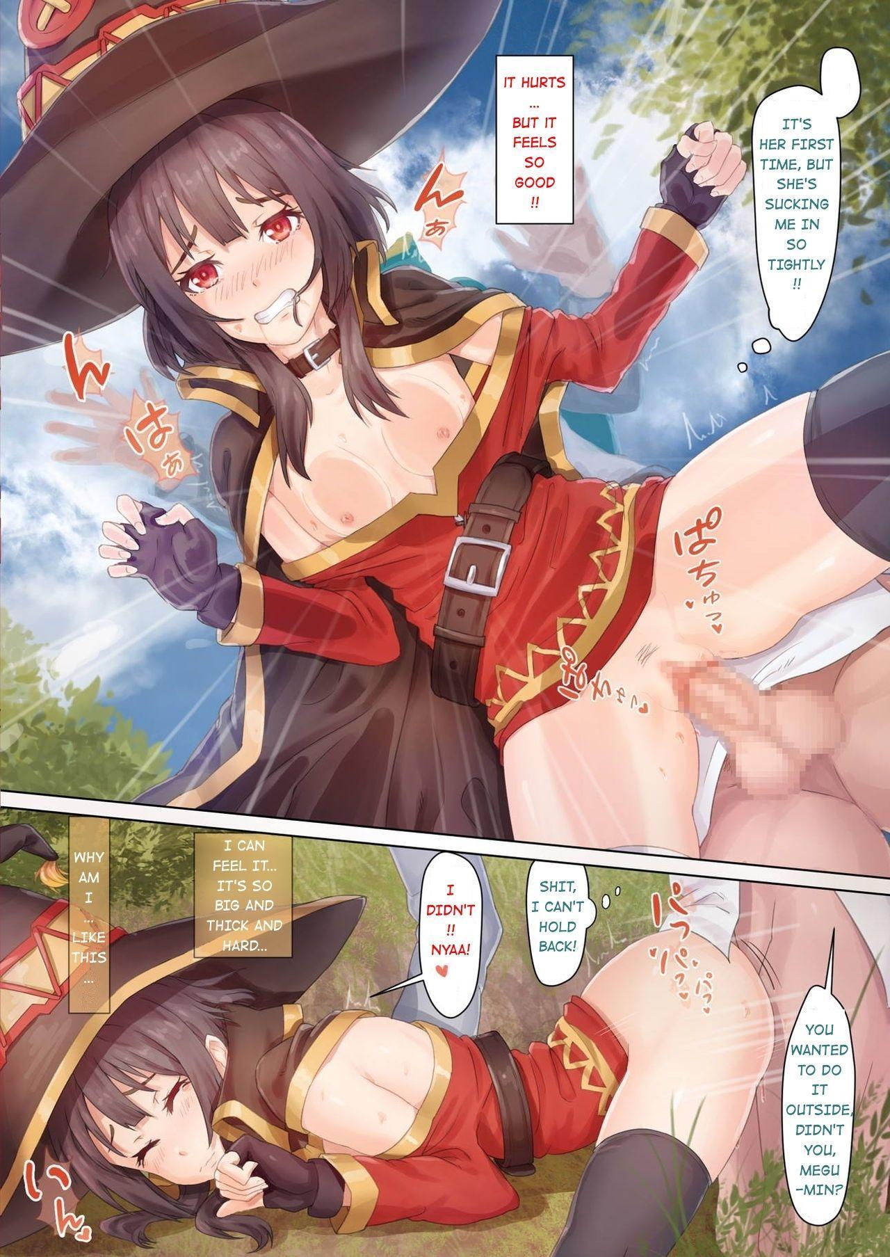 Kono Subarashii Mahoutsukai ni Maryoku Hokyuu o! | My Magical Supplement upon this Wonderful Wizard! 9