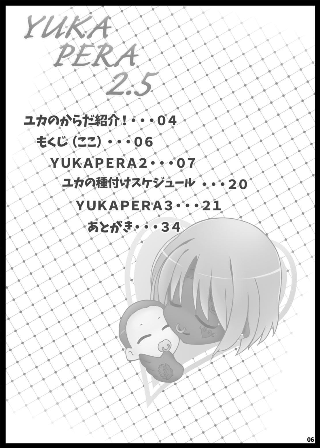 YUKAPERA 2.5 4