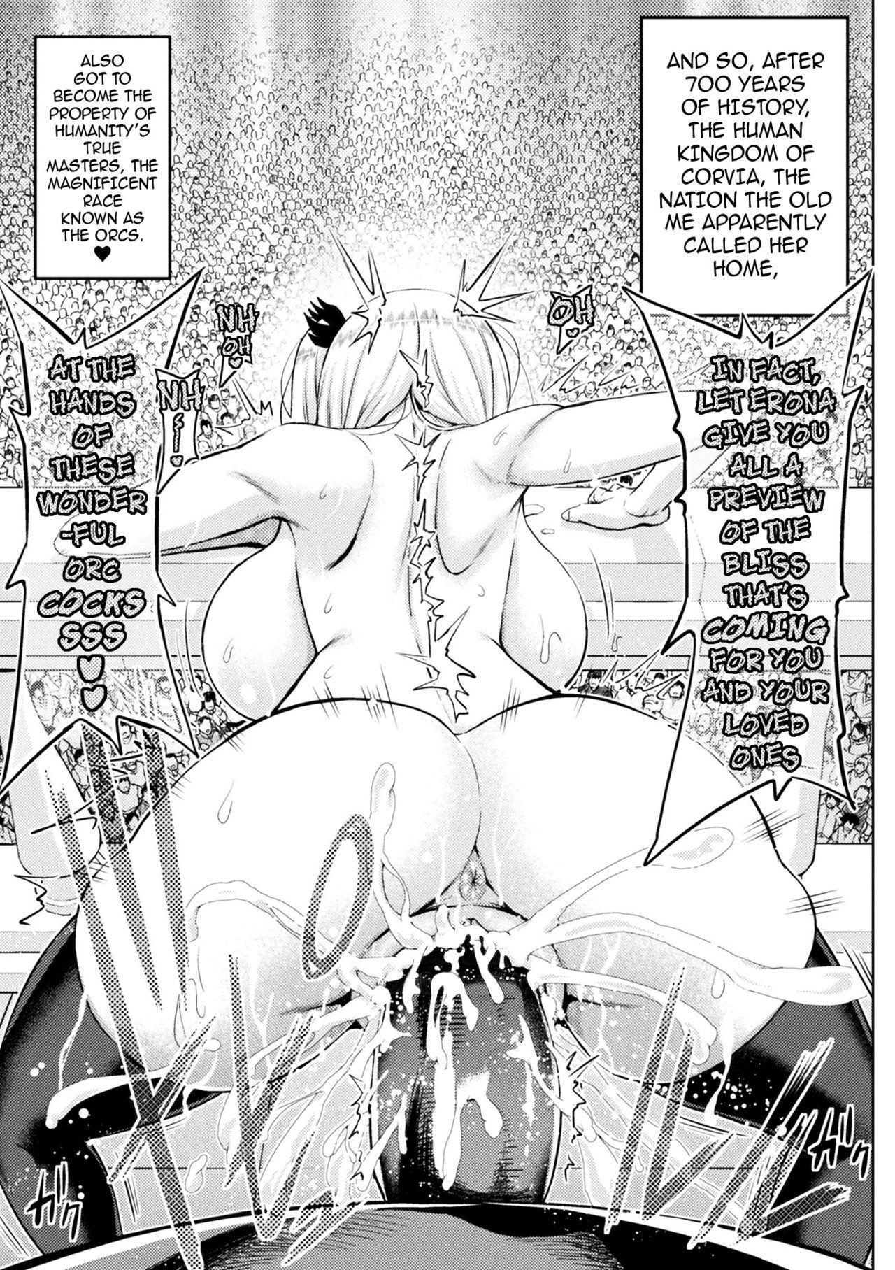 [Yamada Gogogo] Erona ~Orc no Inmon ni Okasareta Onna Kishi no Matsuro~ | Erona ~The Fall of a Beautiful Knight Cursed with the Lewd Mark of an Orc~ Ch. 1-6 [English] [darknight] [Decensored] [ongoing] 102