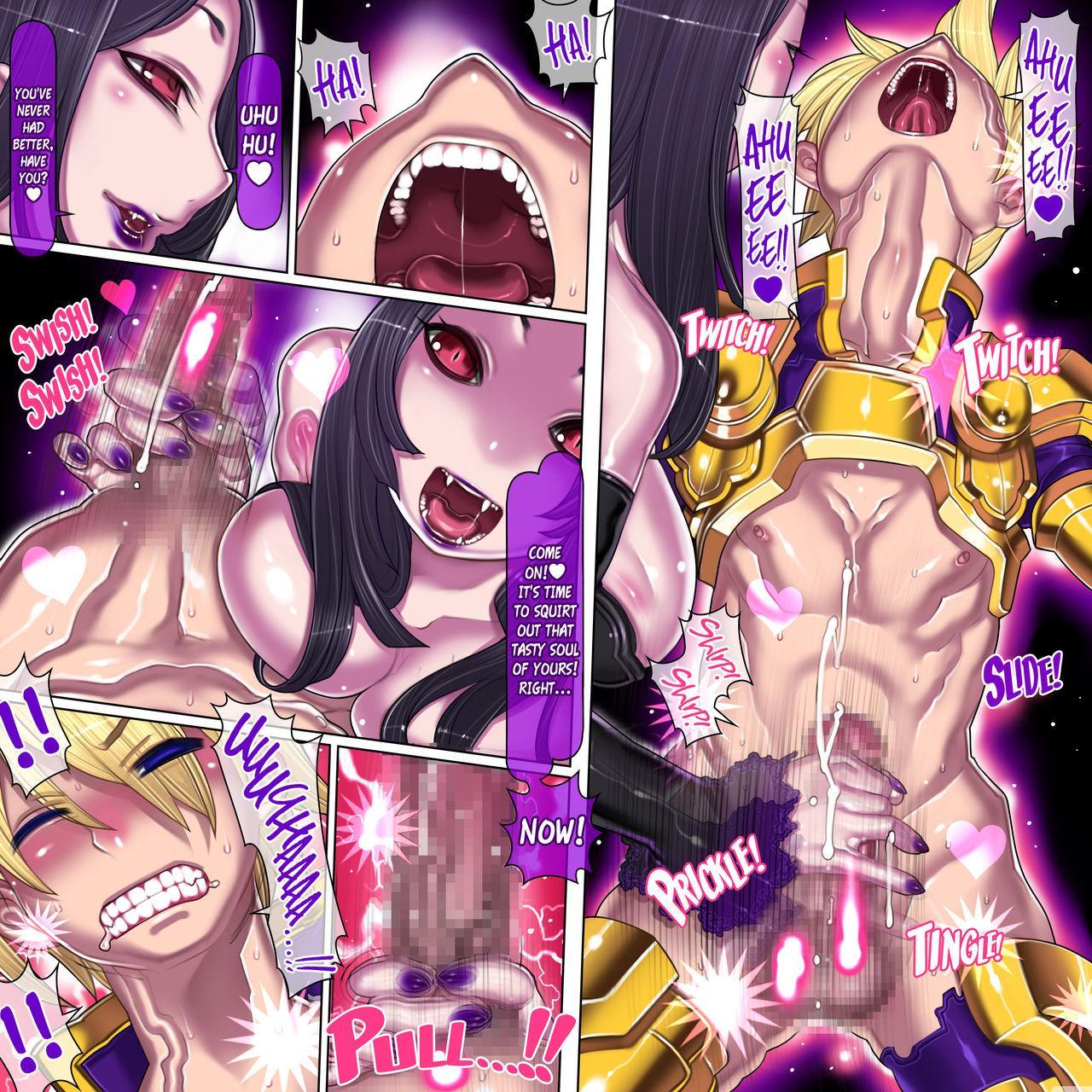 Kuromajo no Koukotsu   The Black Witch's Ecstasy 28