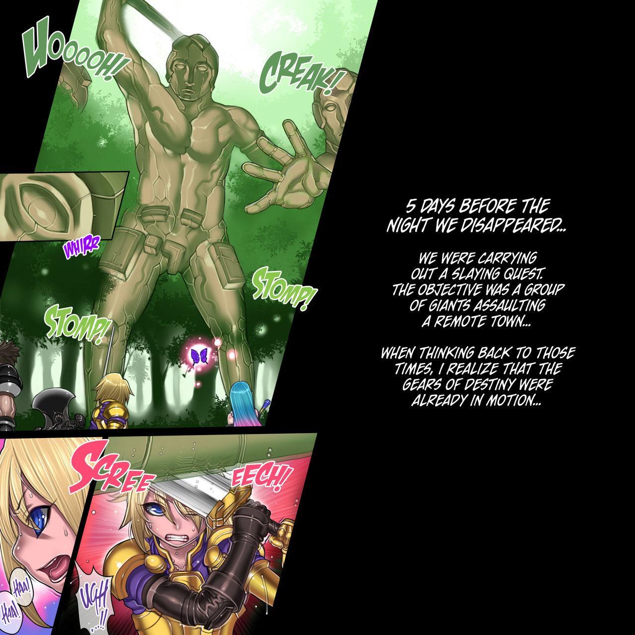 Kuromajo no Koukotsu   The Black Witch's Ecstasy 5