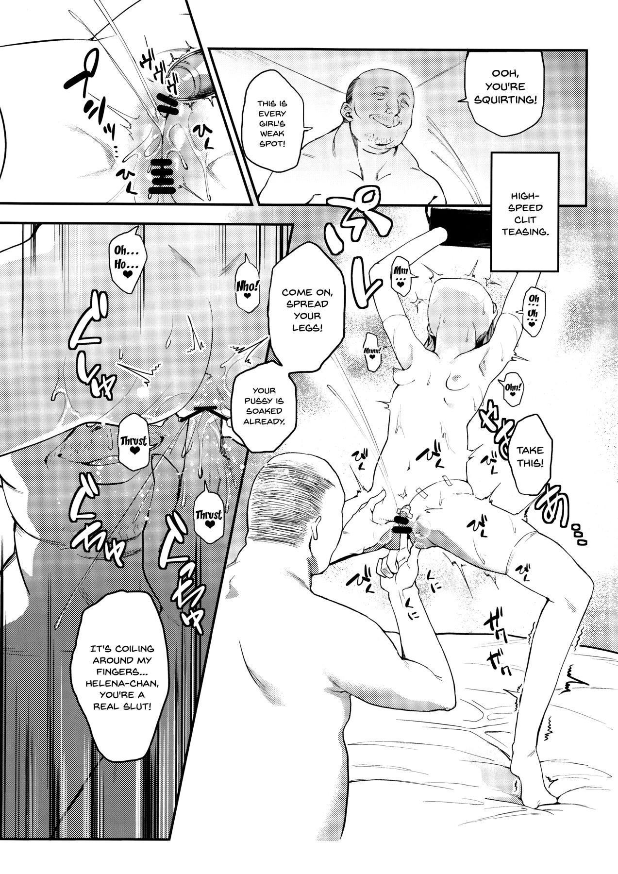 Master nara, Yokutte yo | I'm Okay With It, If It's You Master 6