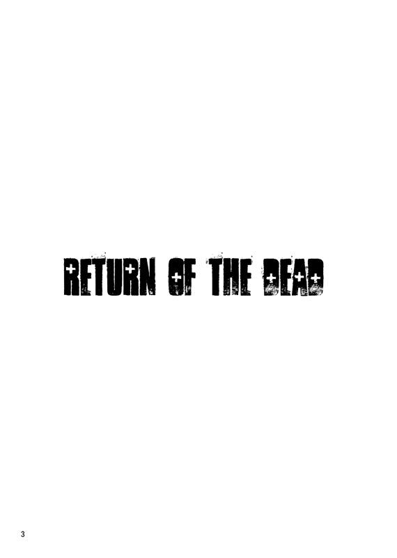 RETURN OF THE DEAD 1