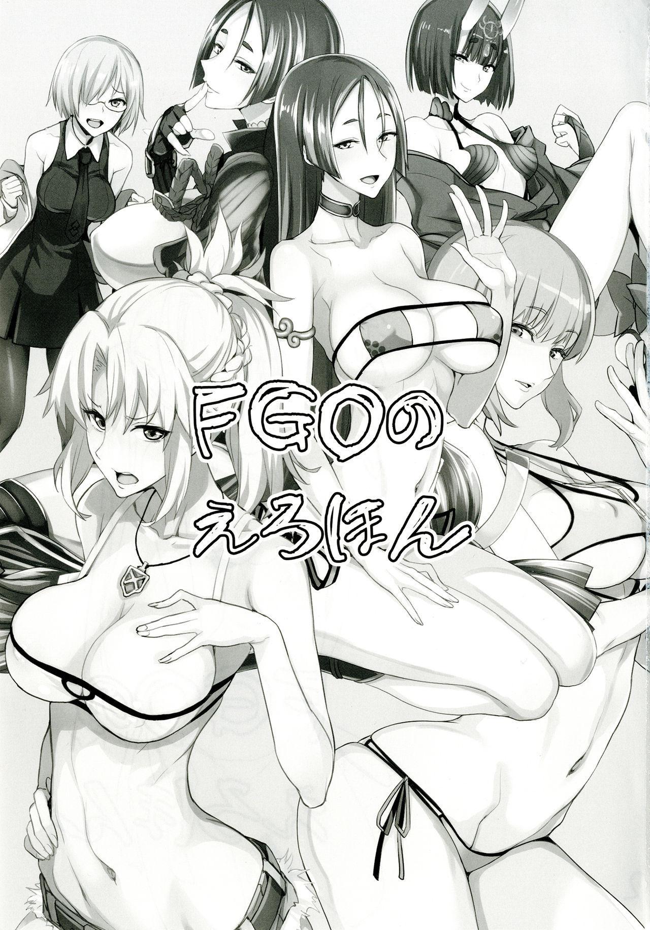 FGO no Erohon 2