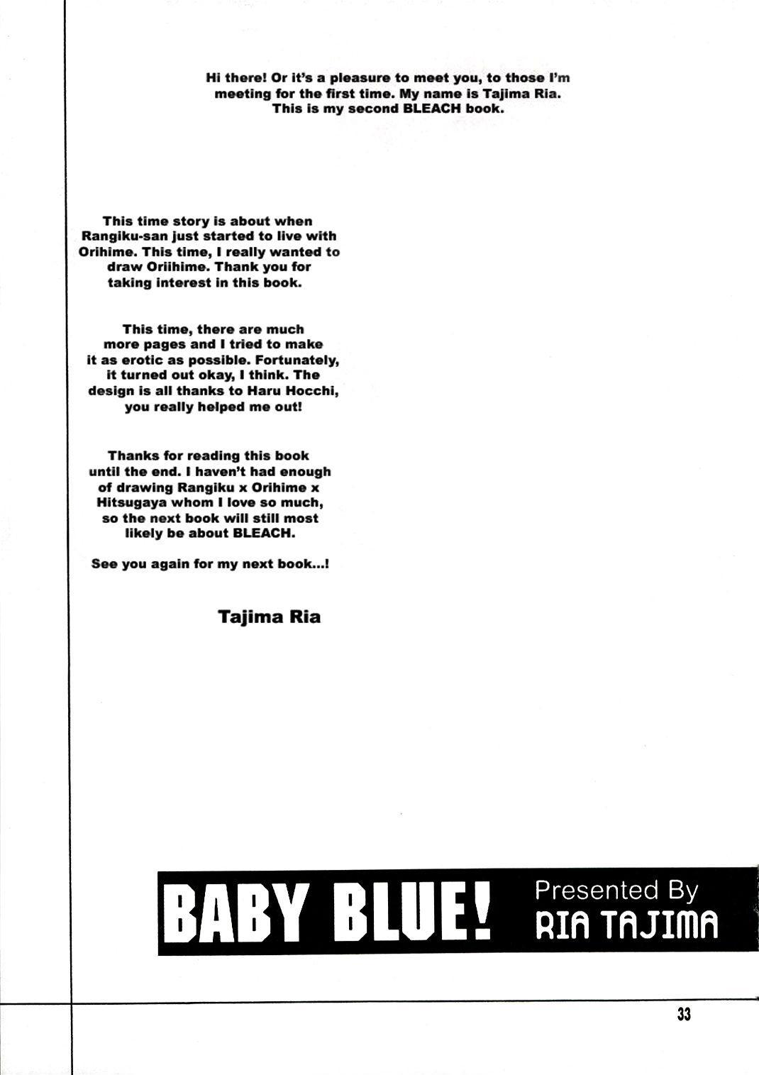 BABY BLUE! 31