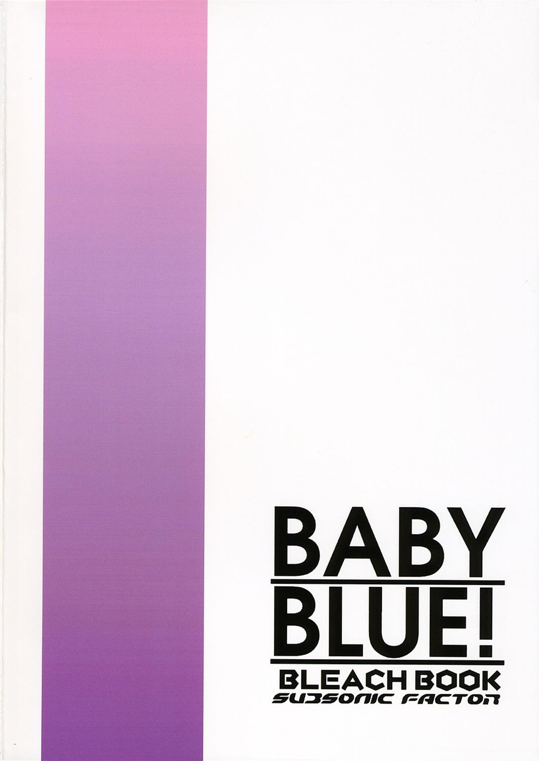 BABY BLUE! 33