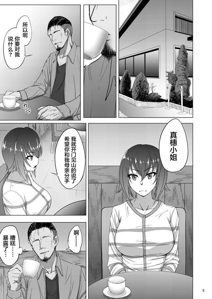 Nishizumi Maho no Shirubeki ja Nakatta Koto Zen 2