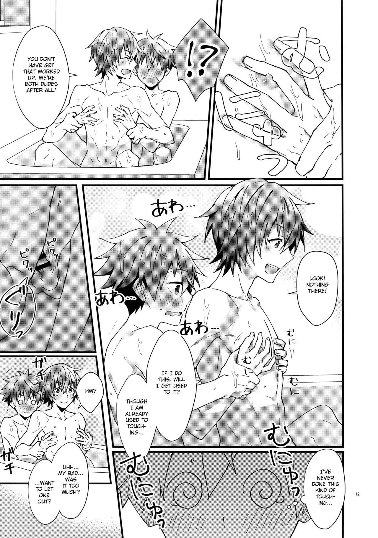 Zenkai! Toshishita Kareshi-Ryoku   Full Power! A Younger Boyfriend's Capability 10