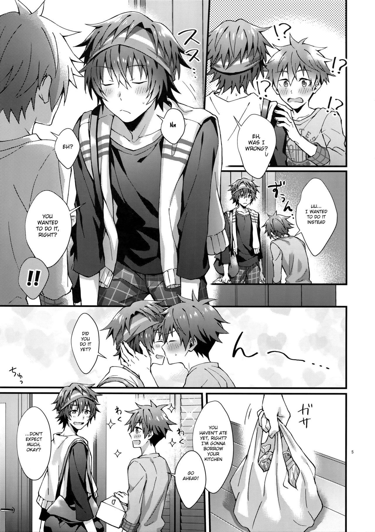 Zenkai! Toshishita Kareshi-Ryoku   Full Power! A Younger Boyfriend's Capability 3