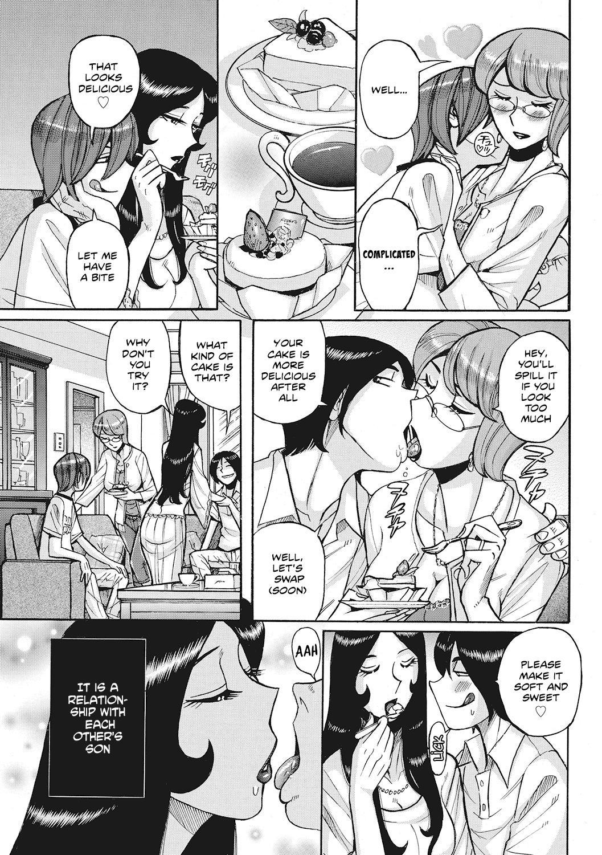 Boniku Koukankai Zenpen | Mother exchange party 5